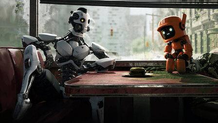 觀賞三個機器人。第 1 季第 1 集。
