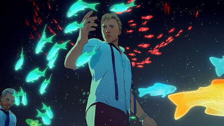 觀賞魚夜。第 1 季第 13 集。