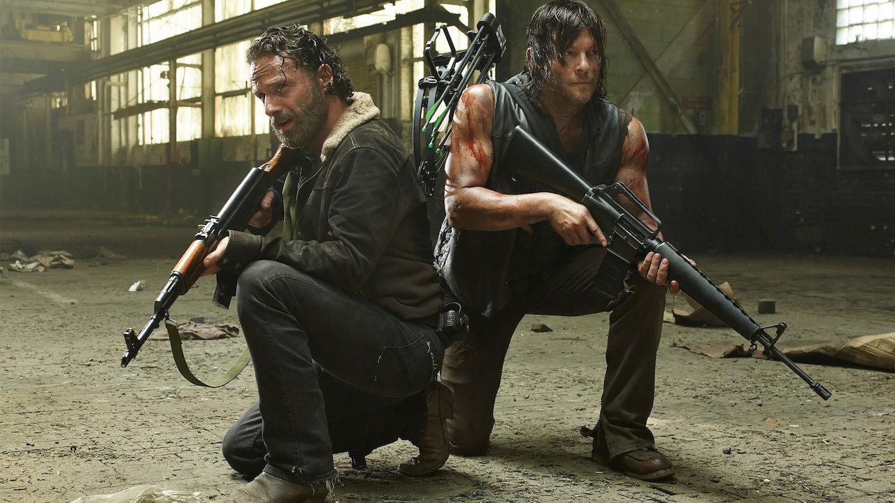 The Walking Dead Netflix Staffel 8