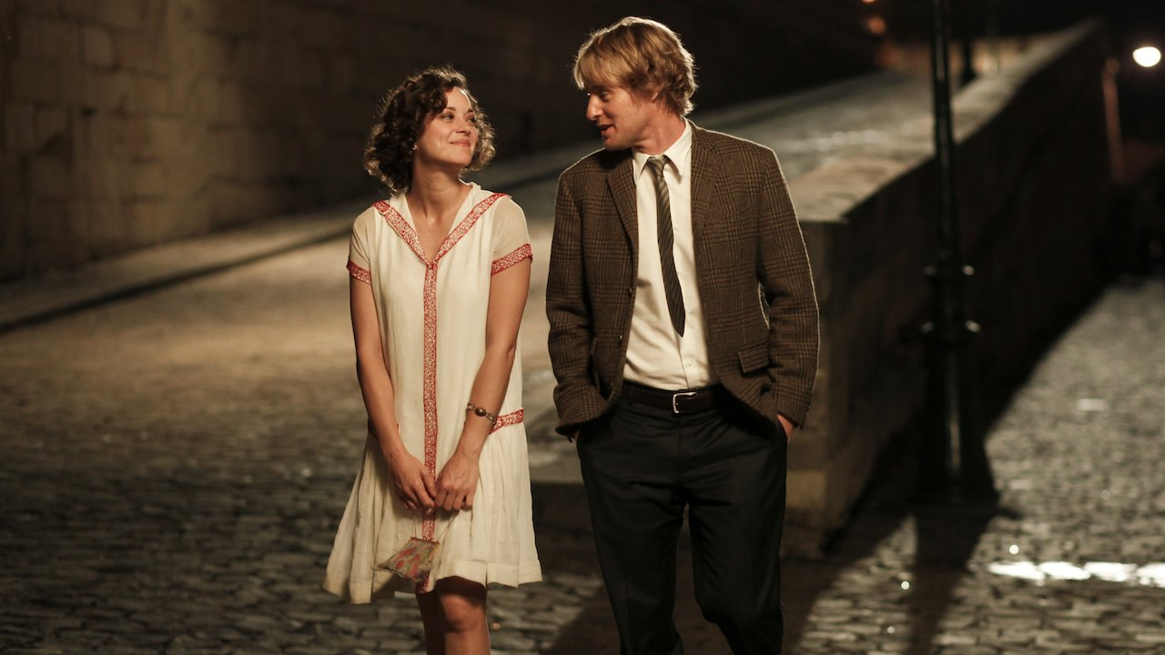 midnight in paris besetzung