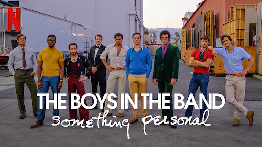 The Boys in the Band: Something Personal