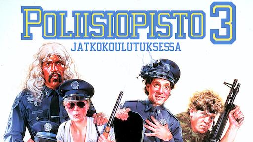 Poliisiopisto Näyttelijät
