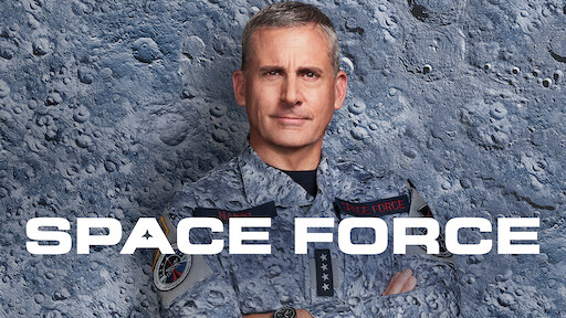 Space Force Besetzung